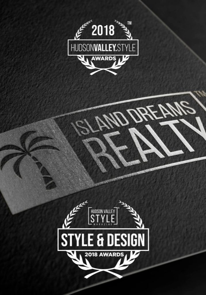2018 Hudson Valley Style Magazine Awards Nomination: Island Dreams Realty Brand