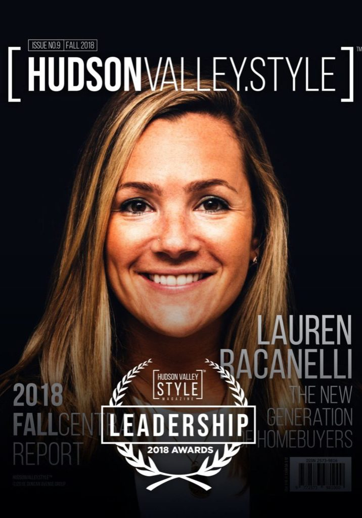 2018 Hudson Valley Style Magazine Awards Nomination: Lauren Racanelli