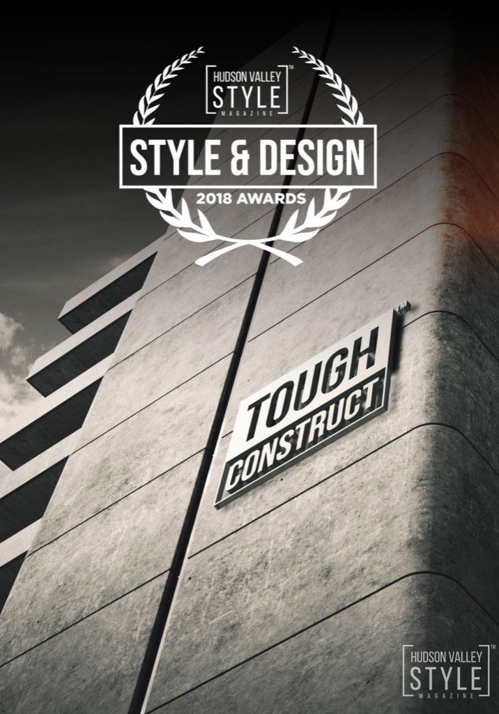 2018 Hudson valley Style Magazine Awards Nomination: ToughConstruct Brand