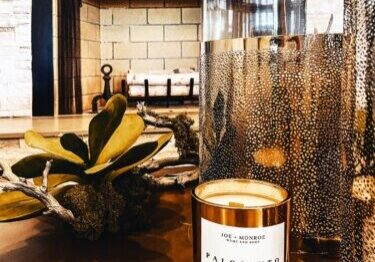 Joe + Monroe - Eco-Friendly, Individually Hand Poured Luxury Scented Candles